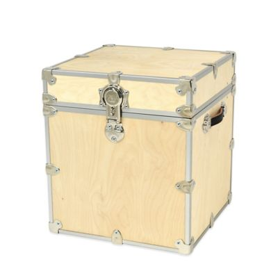 Rhino Trunk and Case™ Cube Naked Rhino Trunk™  sc 1 st  Bed Bath u0026 Beyond & Buy College Trunk from Bed Bath u0026 Beyond