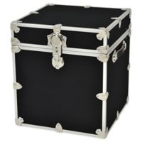 Rhino Trunk and Case™ Cube Armor Trunk in Black