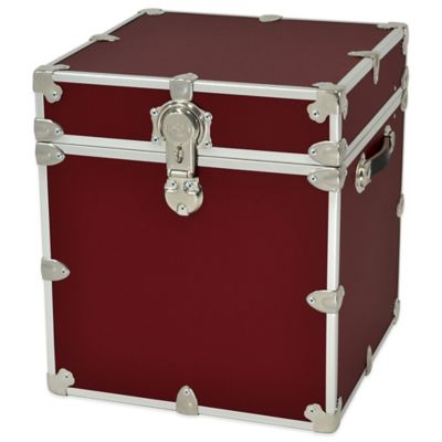 Rhino Trunk and Case™ Cube Armor Trunk in Wine  sc 1 st  Bed Bath u0026 Beyond & Buy Wine Storage Cubes from Bed Bath u0026 Beyond