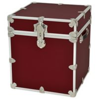 Rhino Trunk and Case™ Cube Armor Trunk in Wine