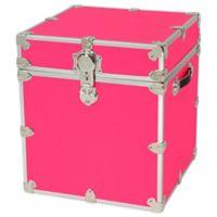 Rhino Trunk & Case™ Cube Rhino Armor Trunk in Neon Pink