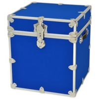 Rhino Trunk and Case™ Cube Rhino Armor Trunk in Royal Blue
