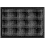 Weather Guard™ 2-Foot x 3-Foot Garage Mat in Charcoal