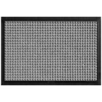 Weather Guard™ 2-Foot x 3-Foot Garage Mat in Medium Grey