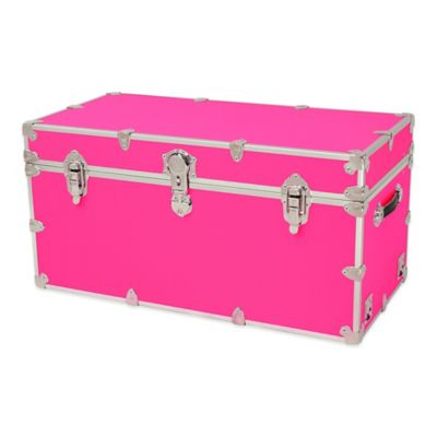 Gentil Rhino Trunk And Case™ XXL Rhino Armor Trunk In Neon Pink