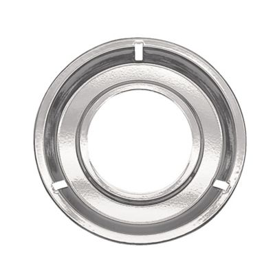 range kleen drip pan in chrome - Drip Pans