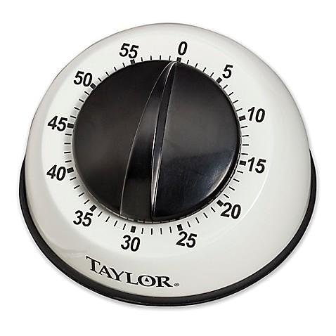 Taylor 174 Long Ring 60 Minute Kitchen Timer Bed Bath Amp Beyond