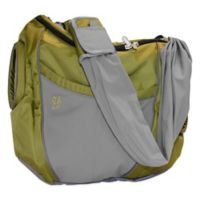 Daddy & Company Slide Diaper Pack in Olive