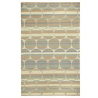 Kevin O' Brien by Capel Rugs Tuscan Sun 8-Foot x 11-Foot Rug in Beige