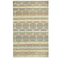 Kevin O' Brien by Capel Rugs Tuscan Sun 5-Foot x 8-Foot Rug in Beige