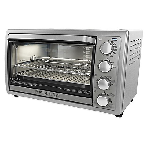 [Bed Bath And Beyond]Black and Decker Convection Oven $59.99 Clearance
