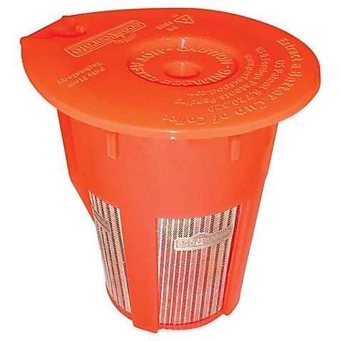 Perfect Pod Ez Cup Reusable Eco Carafe Filter For Keurig 2