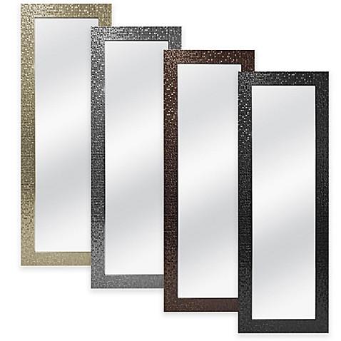 Over The Door 50 Inch X 14 Inch Rectangular Mosaic Tile
