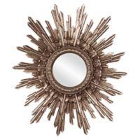 Howard Elliott® 19-Inch x 22-Inch Chelsea Mirror in Silver