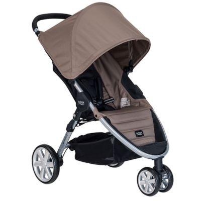 Full Size Strollers Gt Britax B Ready Stroller In Black