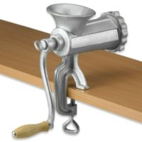 Meat Grinder and Sausage Stuffer