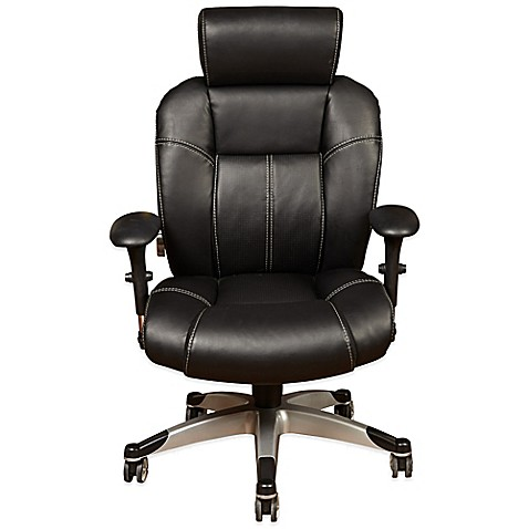 Sealy Posturepedic Independent Arm High Back Office Chair