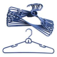 Merrick 72-Count Attachable Hangers in Blue