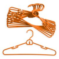 Merrick 72-Count Attachable Hangers in Orange