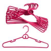 Merrick 72-Count Attachable Hangers in Pink