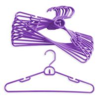 Merrick 72-Count Attachable Hangers in Lavender