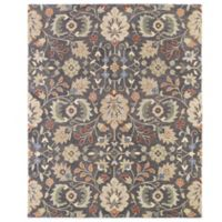 Kaleen Helena Collection Hera 2-Foot x 3-Foot Rug in Pewter