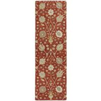 Kaleen Helena Collection Aphrodite 2-Foot 6-Inch x 8-Foot Rug in Red