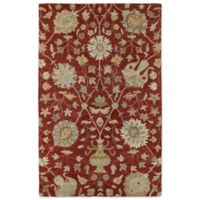 Kaleen Helena Collection Aphrodite 5-Foot x 7-Foot 9-Inch Rug in Red