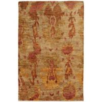 Tommy Bahama Ansley 2-Foot 6-Inch x 10-Foot Rug in Gold