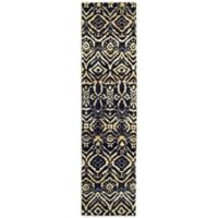 Tommy Bahama Handcrafted Ansley 2-Foot 6-Inch x 10-Foot Rug in Blue