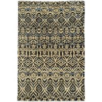 Tommy Bahama Handcrafted Ansley 3-Foot 6-Inch x 5-Foot 6-Inch Rug in Blue