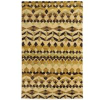 Tommy Bahama Ansley 3-Foot 6-Inch x 5-Foot 6-Inch in Brown