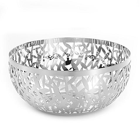 Alessi cactus perforation fruit bowl bed bath beyond - Alessi fruit bowl ...