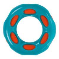 Outward Hound Splash Bombz Ring Dog Fetch Toy in Blue