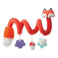 Manhattan Toy® Travel + Comfort Activity Spiral Fox Toy