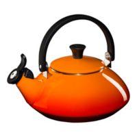 Le Creuset® Zen 1.6 qt. Tea Kettle in Flame