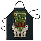 ICUP Star Wars™ Boba Fett™ Be The Character Apron in Black