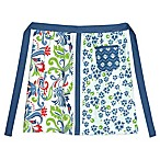 Heritage Lace® Nantucket Half Apron in Blue/Red/White