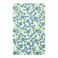 Heritage Lace® Nantucket Blooms Tea Towel
