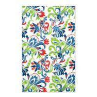 Heritage Lace® Nantucket Flourish Tea Towel