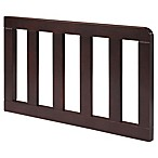 Delta™ Children Toddler Guard Rail in Dark Chocolate