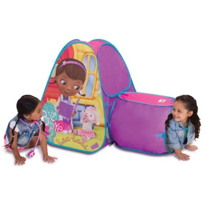 Play Tents u003e Disney® Doc McStuffins Hide About Play Tent with Tunnel  sc 1 st  buybuy BABY & Disney® Play Tents from Buy Buy Baby