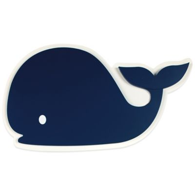 Nautica Kids® Mix & Match Whale Wall Décor - Buy Whale Decor From Bed Bath & Beyond