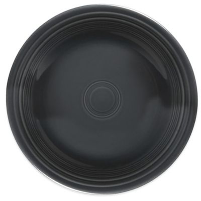 Fiesta® Dinner Plate in Slate  sc 1 st  Bed Bath \u0026 Beyond & Buy Fiesta® Dinner Plate Open Stock Plates from Bed Bath \u0026 Beyond