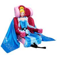 KidsEmbrace Cinderella Friendship Combination Booster Car Seat