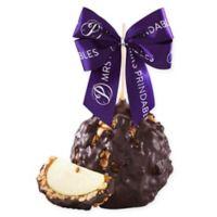 Mrs. Prindable's Dark Chocolate Cashew Signature Jumbo Caramel Apple