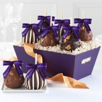 Mrs. Prindable's Thank You Petite Caramel Apple Gift Set
