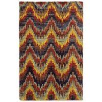 Tommy Bahama Woolen Ansley 5-Foot x 8-Foot Multicolor Rug