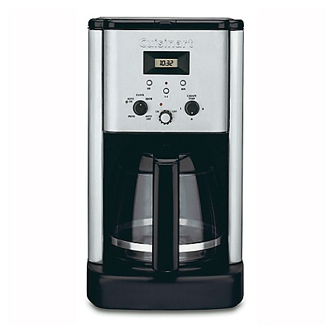 Cuisinart 174 Brew Central 12 Cup Programmable Coffee Maker