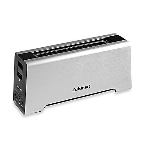Buy Cuisinart 174 2 Slice Long Slot Motorized Toaster From
